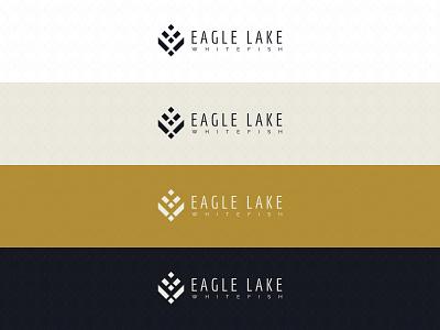 Eagle Lake Color Palette real estate montana whitefish condominium condo eagle lake whitefish color palette logo brand identity branding design