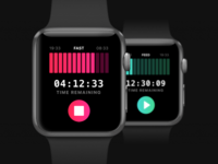 Fast - Apple Watch concept