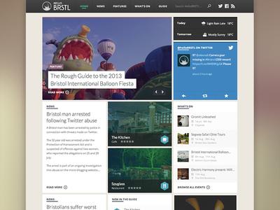 HelloBRSTL homepage