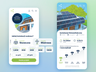 Renewable Energy app