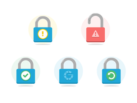 2 Factor Authentication - Icons
