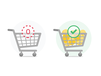 Cart - Icons