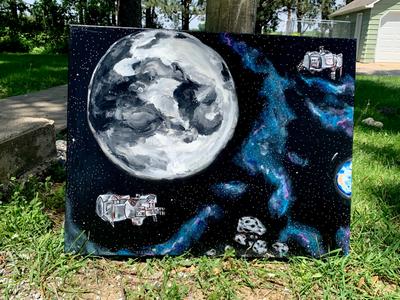 Moon & The Cosmos