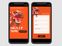Daily Ui Sign Up