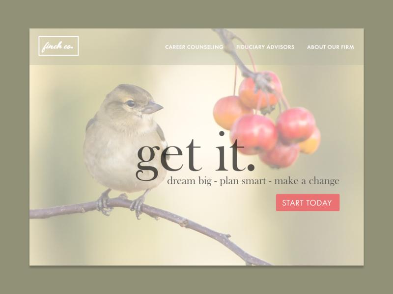 Daily Ui 3 Landing Page website web ux landing page ui design dailyui