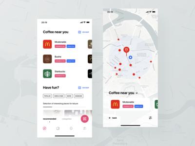 Map UI