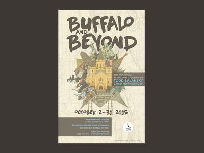 Buffalo And Beyond Branding