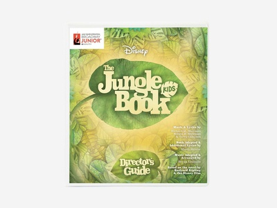 The Jungle Book KIDS Branding