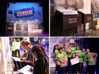 Newsies - JTF Exhibit