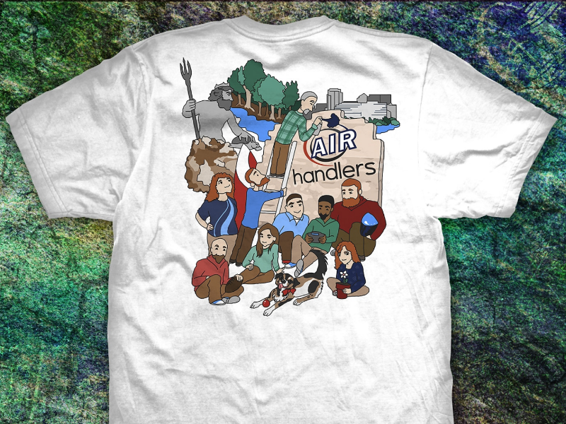 Air Handlers Shirt tshirt printing epicmade
