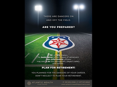 AtlanticWealthPartners NFLMagazineAd  DONT TAG client is a dick