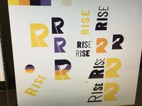 Rise - branding in progress