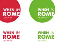 When in Rome Music - alt