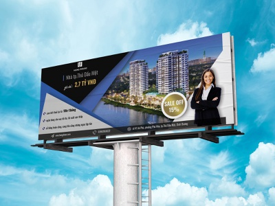 realestate billboard design typography branding design photoshop advertising banner mockup design real estate billboard design billboard mockup billboards