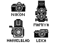 Pixel Cams