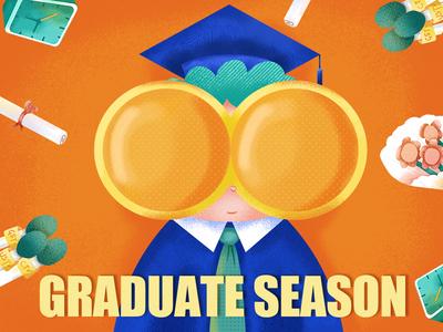 graduate season