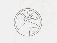 Dia Holdings - Logo grid system