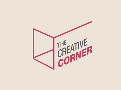 The Creative Corner logo designer gird system mark logotype vietnam monogram vietnam advertising agency branding agency