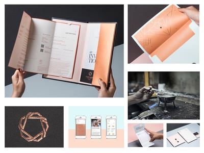 Danh Hien Jewelers - Brand identity