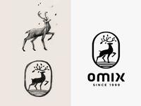 Omix - Logo sketch
