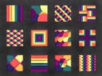 Pattern pack