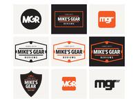 MGR Logos