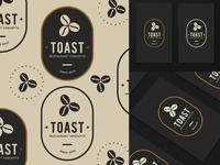 Toast Logo Design