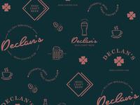 Declan's Irish Gastro Pub Logos