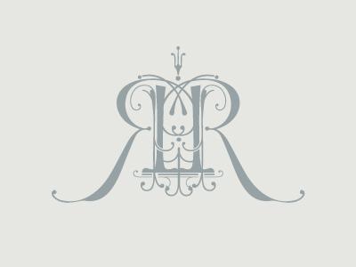 Custom RR Monogram