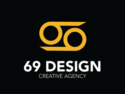 69 Design - Creative Agency Logo