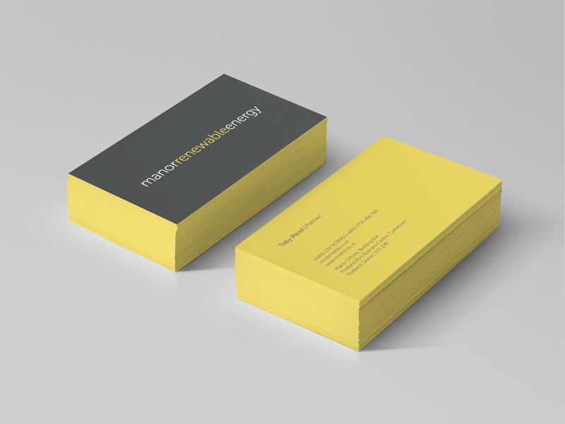 Business Cards design branding