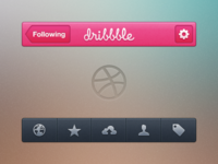 Dribbble for iOS
