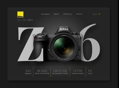 Nikon Z-6