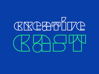 Week 05: Creative Cast letterforms