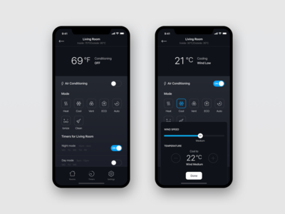 Air App Concept