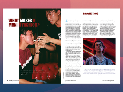 Department One: Joost