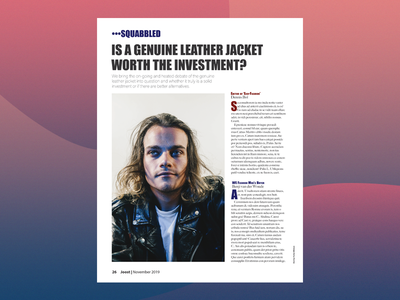 Department Three: Joost