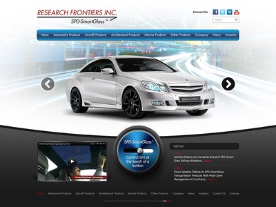 Smart glasses for your car, home, yacht or airplane