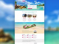 Site about Bermuda islands