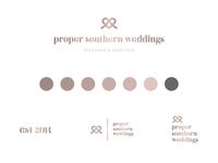 Proper Southern Weddings