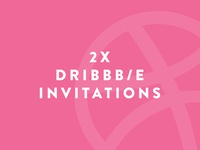 /DribbbleInvites