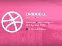 Louisiana Dribbble Meetup