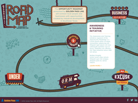 Opportunity Roadmap Web Design