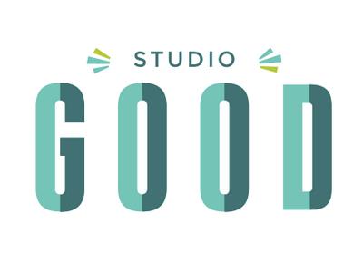 It's the Goodstuff.  studiogood dallas type typography studio non profit heroic condensed good gotham custom