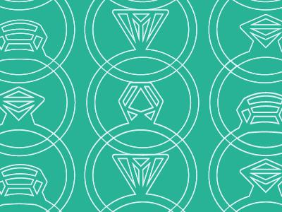 SpringRings shower marriage icons diamond invitation bacelorette wedding ring website pattern love custom