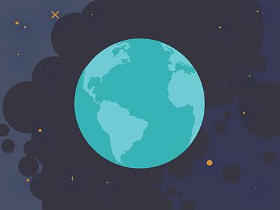 Globe - Soon to animate :)