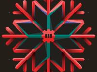 Tribar Snowflakes