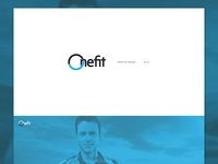 Onefit - Onepager