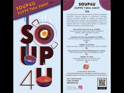 SOUP4U - Flyer Design 2020