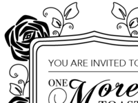 WIP: Invitation Illustration